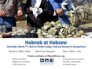 Hobnob at Hobcaw Event